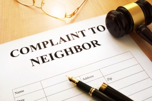 My Neighbor Is a Nut Who Keeps Suing Me. What Can I Do? by Andrew Weltchek